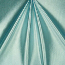 BABY BLUE NYLON SPANDEX STRETCH SATIN FABRIC $8.50/YARD