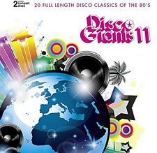 Vol. 11-Disco Giants - Disco Giants (2014, CD NIEUW)2 DISC SET