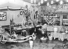 AK, Gera, Geraer Beuernmarkt in Gaststätte, 1980