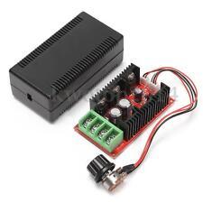 2000W 40A 12V DC Motor Speed Control PWM HHO RC Controlador MAX 10-50V 12khz
