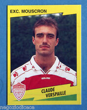 FOOTBALL 98 BELGIO Panini -Figurina-Sticker n. 278 - VERSPAILLE-EXC MOUSCRON-New