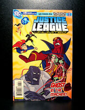 COMICS: DC: Justice League Unlimited #13 (2005) - RARE (figure/batman/flash)