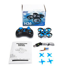 JJRC H36 MINI 2.4G 4CH 6Axis Headless Mode Ducted Quad RC Quadcopter Blue