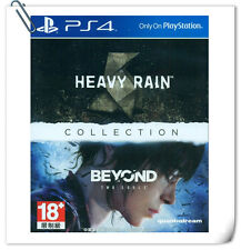 2 IN 1 PS4 The Heavy Rain and Beyond: Two Souls Collection Games SONY SCE Action