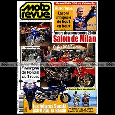MOTO REVUE N°3392 YAMAHA XJR 1300 BMW R1150 GS HONDA 1000 VARADERO CG 125 1999