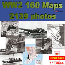 Libro CD World War 2 - 160 Maps 2139 photos WW2