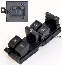 ELECTRIC POWER WINDOW CONTROL PANEL SWITCH SWITCHES VW PASSAT GOLF IV SEAT LEON