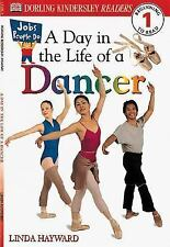 DK Readers: Jobs People Do -- A Day in a Life of a Dancer (Level 1: Be-ExLibrary
