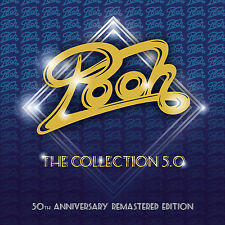 POOH - THE COLLECTION 5.0 - 5CD NUOVO SIGILLATO 2016