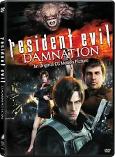 Resident Evil: Damnation [Includes Digital Copy] [UltraViole (2012, DVD NEUF) WS