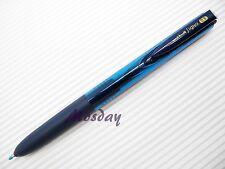 3pcs set Uni-Ball Signo UMN-155 0.5mm Retractable RollerBall Pen, BLUE BLACK