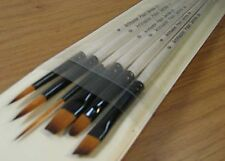 Artmaster Pearl Brush Set Rounds, Flats, Angled, Rigger