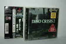 DINO CRISIS 2 GIOCO USATO OTTIMO SONY PSX PSONE EDIZIONE GIAPPONESE JAPAN 38204