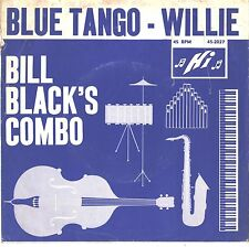BILL BLACK'S COMBO--PICTURE SLEVE ONLY---(BLUE TANGO)---PS--PIC--SLV