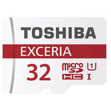 Toshiba 32GB Exceria micro SD Card UHS 32G microSD TF Card Class 10 C10 48mb/s