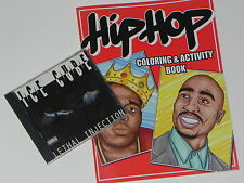 ICE CUBE Lethal Injection CD w/ Free Hip-Hop Coloring Book. NWA Compton