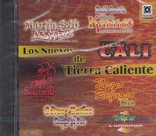 Los Nuevos De Tierra Caliente CD New Nuevo Sealed Sellado