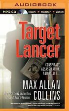 Nathan Heller: Target Lancer 14 by Max Allan Collins (2015, MP3 CD, Unabridged)