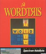 CD Pack + Manual For MAC WordTris, Chessmaster 3000, Vette, Maniac Sports games