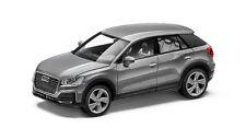 Audi Q2 Modellauto 1:87 Herpa Florettsilber Silber - 5011602621