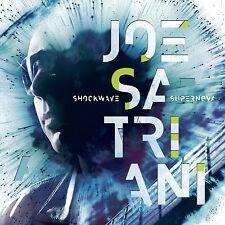 JOE SATRIANI - SHOCKWAVE SUPERNOVA 2 VINYL LP NEU