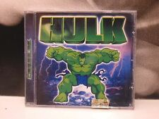 HULK CD COME NUOVO SIGLE TV SUPER EROI IRON MAN THOR DEVIL  SPIDER MAN WOLVERINE