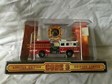 "Code 3 Fire Engine Collectibles ""City of Windsor"" 1/64 Seagrave Pumper Truck"