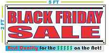 BLACK FRIDAY SALE All Weather Banner Sign NEW Larger Size High Quality! XXL