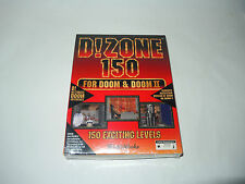 D!ZONE 150 for Doom & Doom II new factory sealed big box PC game