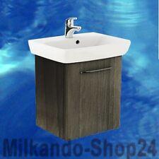 Waschplatz mit Waschbecken Gäste WC WB-Unterschrank Waschtisch Badmöbel Kollo50E