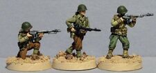 TQD Ai04 20mm Diecast WWII US Infantry with BARs