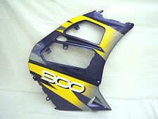 *NEW* SUZUKI 1994 1995 1996 1997 RF900R RIGHT SIDE COVER FAIRING YELLOW PURPLE
