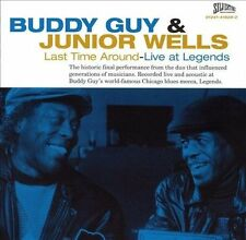 Buddy Guy, Junior Wells, Last Time Around-Live At Legends, Excellent Live