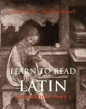 Learn to Read Latin (Yale Language)-ExLibrary