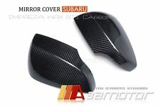 2015 Subaru WRX STI (VAB) Dry Carbon Fibre Door Wing Side Mirror Cap Covers