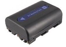 Premium Battery for Sony DCR-PC120E, Cyber-shot DSC-R1, DCR-TRV245E, CCD-TRV730
