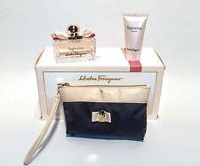 Salvatore Ferragamo Signorina Eau de Parfum Gift Set Lotion Perfume 100ml