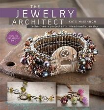 The Jewelry Architect: Techniques and Projects for Mixed-Media Jewelry-ExLibrary