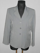 HELENA VERA Damen Stretch Blazer Jacket Jacke Business Hüftlang Gr.44 * CHIC *