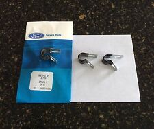NOS Ford 377696-S Boss 429 Mustang ram-air cable to hood neoprene coated clip!