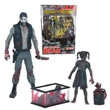 WALKING DEAD EXCLUSIVE GOVERNOR AND PENNY FIGURES COMIC SERIES NIB