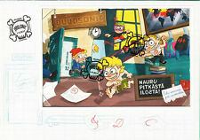 Never Play A Joke On A Kid Weaker Than You Campania Dudesons Finland FDC 2014
