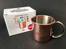 Russian standard vodka cuivre gobelet Moscow mule Cup Copper Mug cocktail neuf emballage d'origine