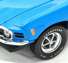 BOSS 429 1970 Mustang GT Ford Rare 1 24 ERROR Car 40 Race Sport Carousel Blue 18