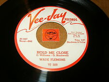WADE FLEMONS - HOLD ME CLOSE - YOU'LL REMAIN FOREVER  / LISTEN - RNB POPCORN