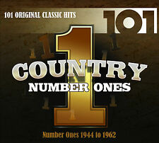 101 - Country Number Ones (Hot 100 Country) [4CD Set]