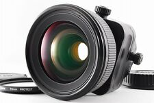 【A- Mint】Canon TS-E 45mm f/2.8 Tilt Shift EF Lens w/Caps,Filter From JAPAN #2130