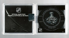 2012 STANLEY CUP GAME 6 GAME PUCK LOS ANGELES KINGS CLINCH CUP VS. DEVILS