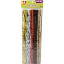 Fibre Craft Fuzzy Stix Chenille Stems - 235139
