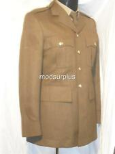 """BRITISH ARMY EAST ANGLIA ESSEX TIGER FAD No2 VIKINGS SD Jacket 36"""" chest 40s"""